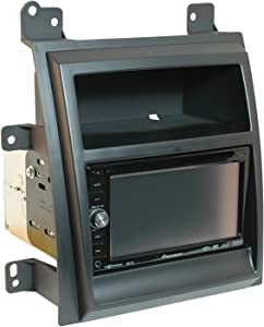 Scosche GM1521B 2007-Up Cadillac Escalade ESV/EXT DIN or Double DIN Installation Kit