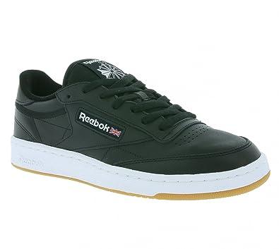 b41c798cc62788 Reebok Men s Club C 85 Low-Top Sneakers  Amazon.co.uk  Shoes   Bags