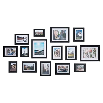 Amazon.com - KARMAS PRODUCT 15pc Multi Pack Picture Frame Value Set ...