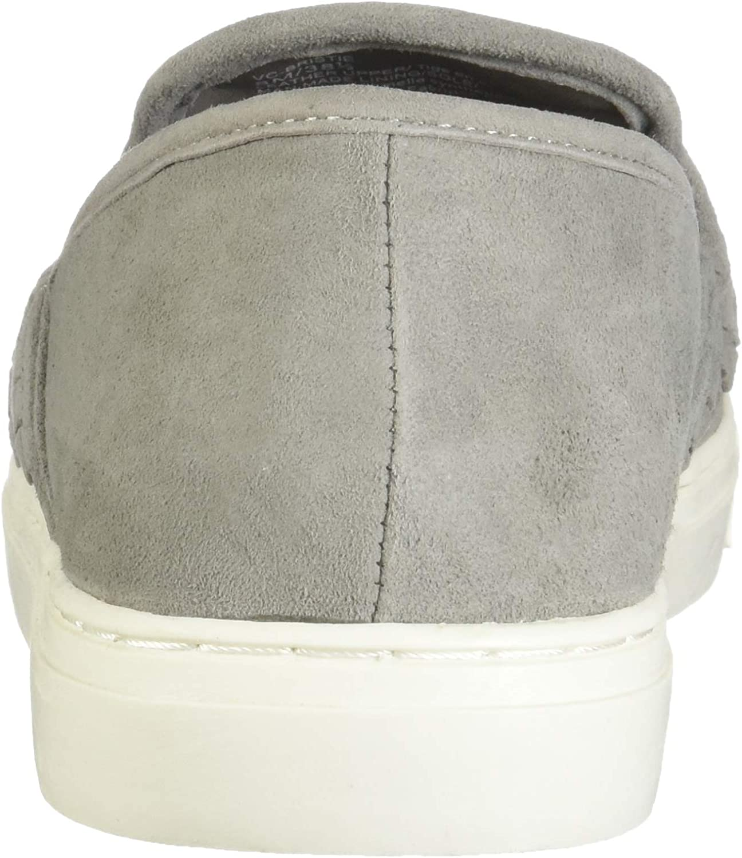 Vince Camuto Women's Bristie Sneaker Grey 02