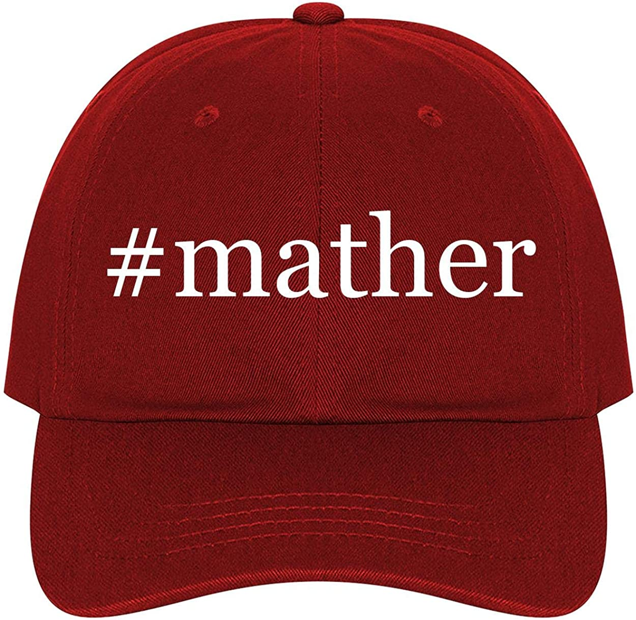 A Nice Comfortable Adjustable Hashtag Dad Hat Cap The Town Butler #Mather