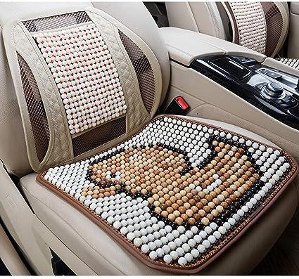 Cojín del asiento delantero del coche con soporte de malla ...