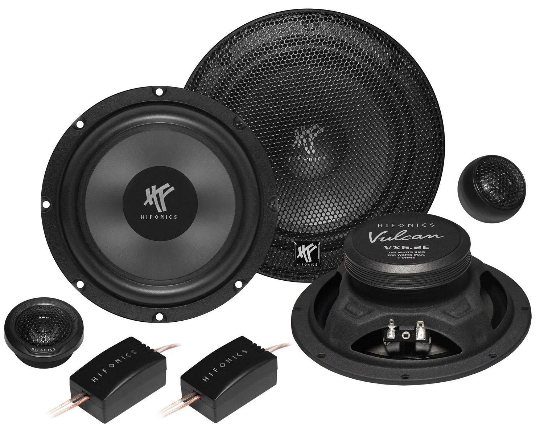 Hifonics ATLAS AS6.2C - 16cm Komponenten Lautsprecher System