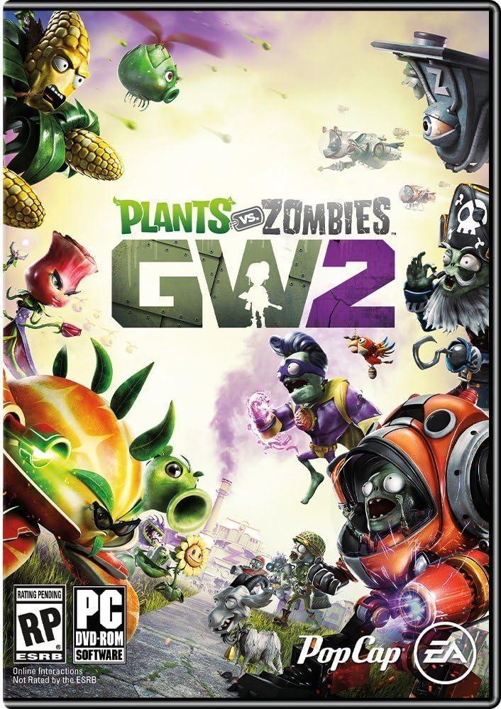 plants vs zombies garden warfare 2 download online