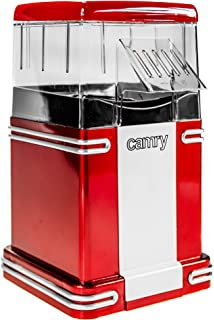Ariete 2952 - Palomitero, 1200 W, diseño retro, color rojo: Amazon ...