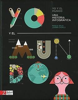Jo i el món: Una història infogràfica: Amazon.es: Trius, Mireia ...