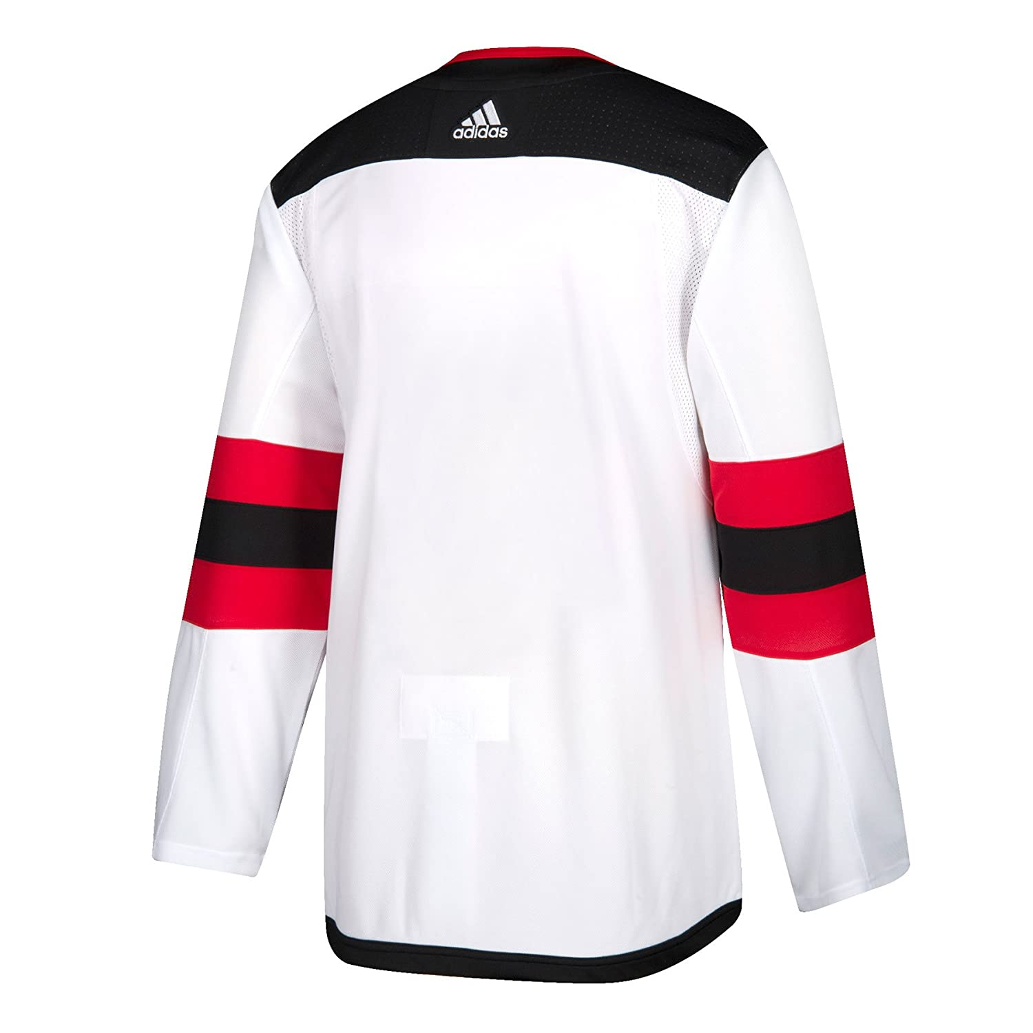first rate 8824e f41df Amazon.com   adidas New Jersey Devils adizero NHL Authentic Pro Road Jersey    Sports   Outdoors