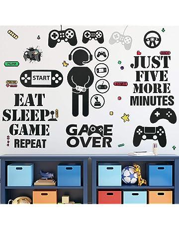 Home Wall Decal Cartoon Sticker Sleeping Living Barth Baby Room Mural Art