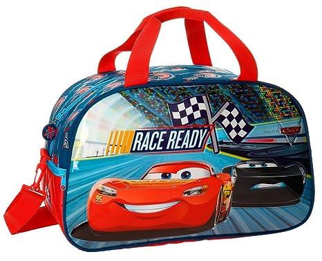 Disney Race Bolsa de Viaje, 45 cm, 27.72 litros