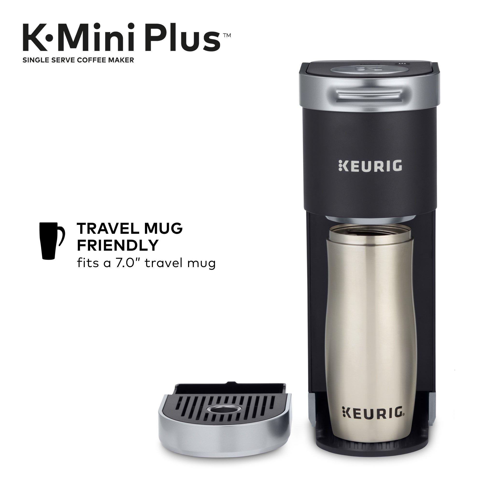 Keurig K Mini Plus Single Serve K Cup Pod Coffee Maker