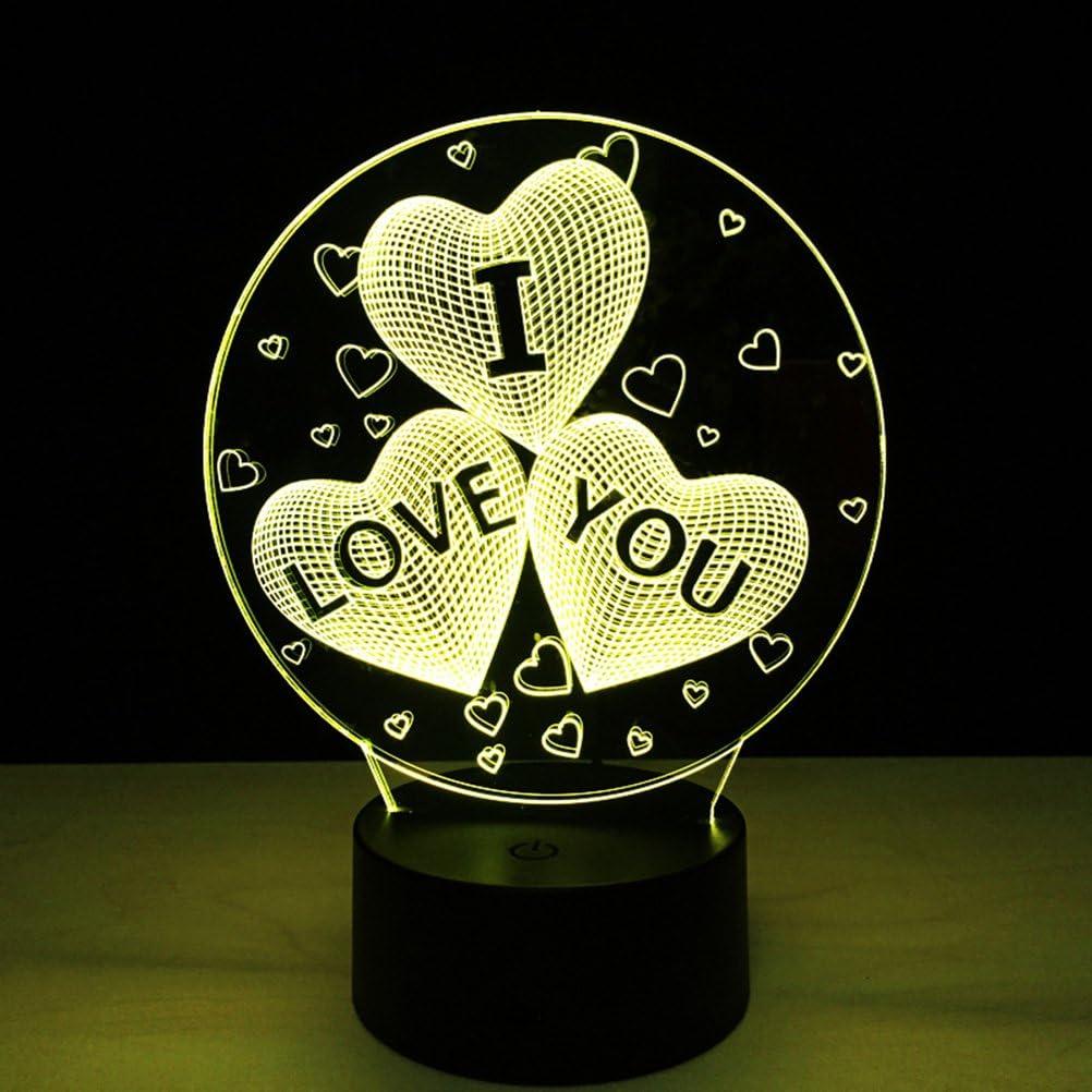 ejemplo de lamparas de corazones