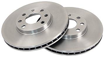 ABS 16952 Discos de Frenos, la Caja Contiene 2 Discos de Freno