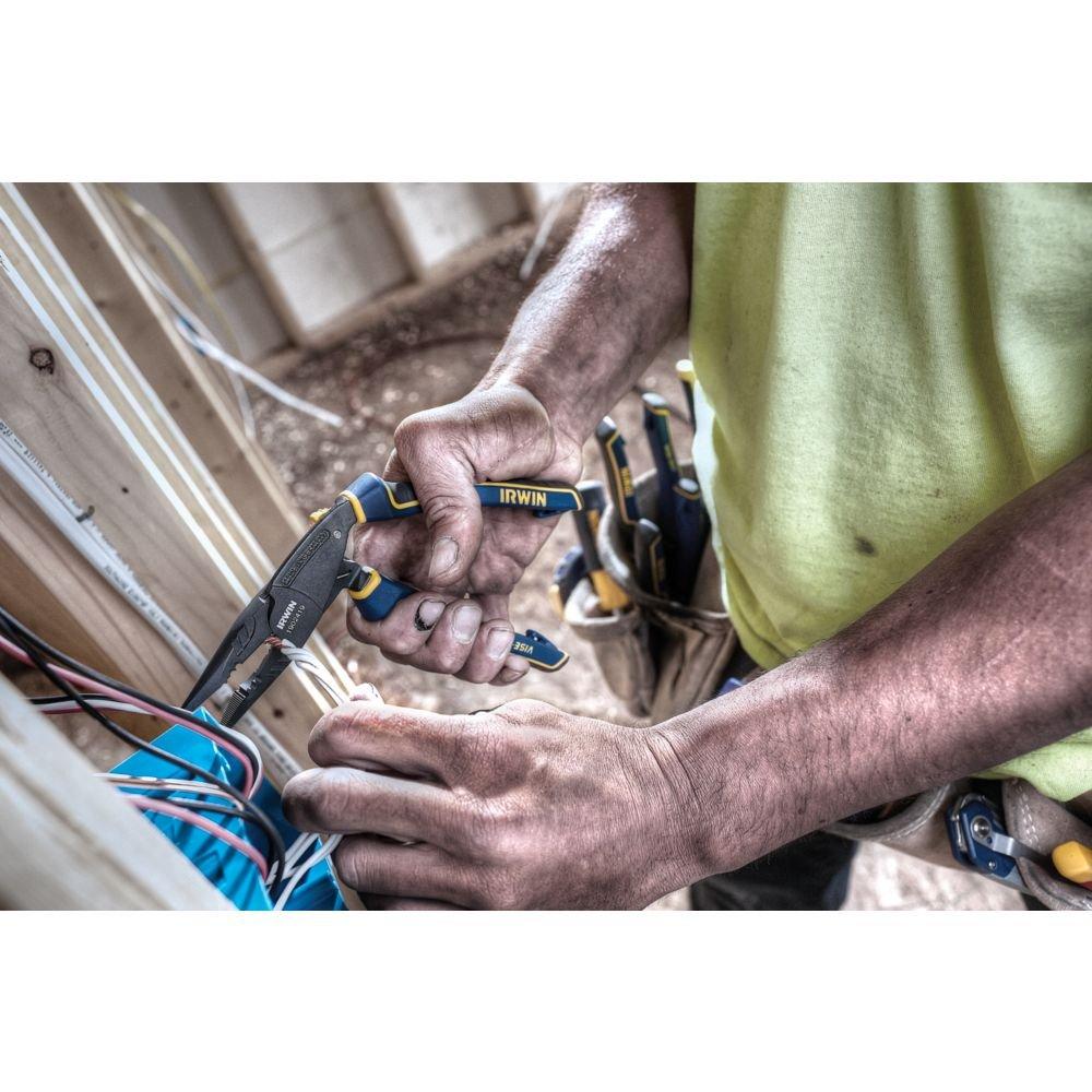 IRWIN Tools VISE-GRIP High-Leverage Diagonal Cutting Pliers: Amazon.es: Bricolaje y herramientas