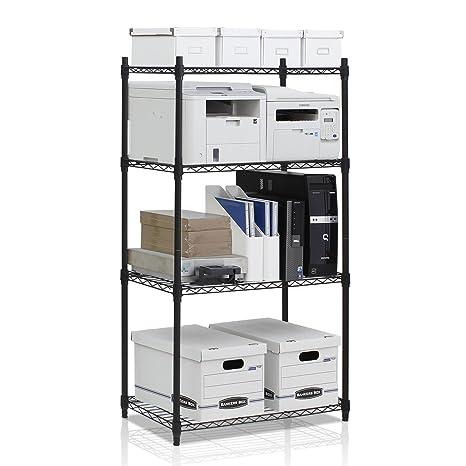 Amazon.com: Sistema de estantería de alambre de alta ...