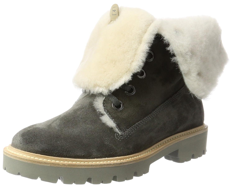 Grau (Antracite Sohle Grau) Kennel und Schmenger Damen Joe Combat Stiefel