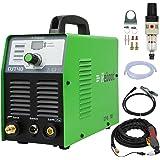 Plasma Cutter 40 Amps Portable Reboot 110V IGBT CUT40 Air Plasma Cutting Machine 2/5in Clean Cut High Frequency Inverter…