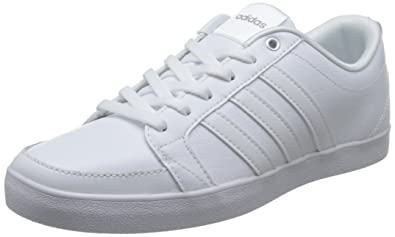 detailed look 2098d 79147 ... low price adidas neo womens daily qt lx w ftwwht and msilve leather  sneakers 5 uk sweden adidas neo se ...
