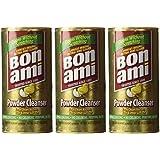 Bon Ami Powder Cleanser, 14 Oz, 3 Pack