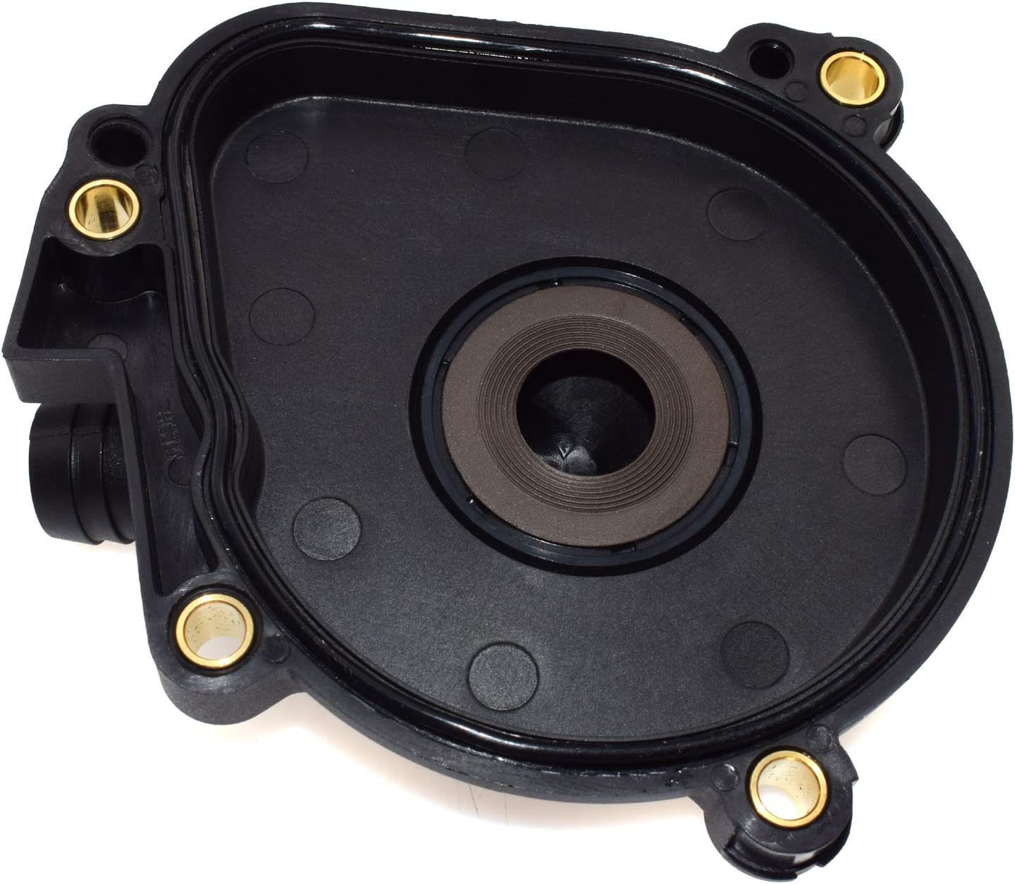 Engine Oil Separator Cover /& Oil Filter Housing Gasket For Mercedes-Benz W211 C230//280//300 CL550 CLK350 CLS550 E350 E550