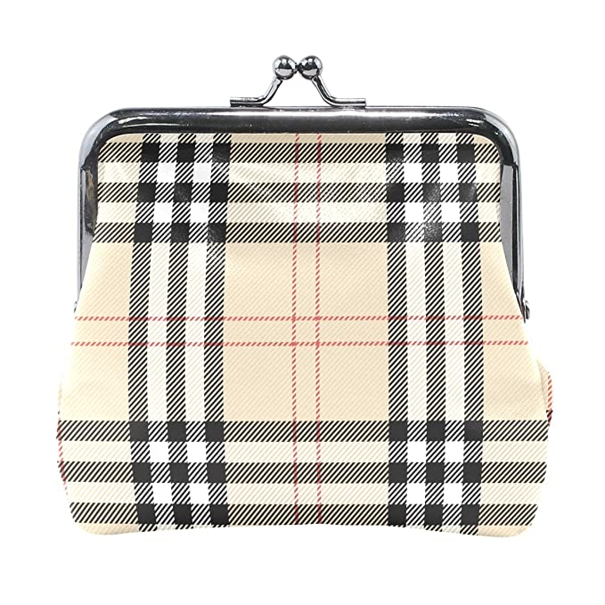 Amazon.com: Bolso de mano con cuadrícula geométrica, diseño ...
