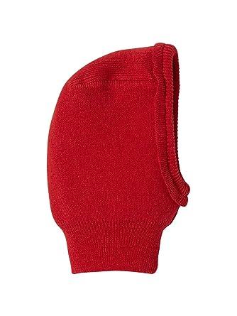 41143aa85822 Cyrillus Cagoule collerette bébé 55 Rouge  Amazon.fr  Vêtements et ...