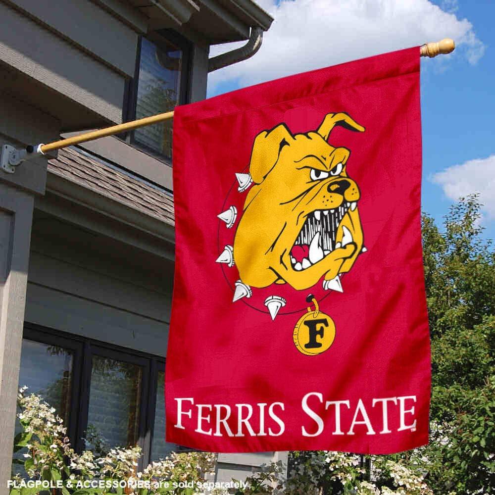 Ferris State Garden Flag and Yard Banner