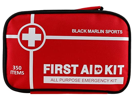 Amazon.com: Kit de primeros auxilios XL Survival 350 Piezas ...