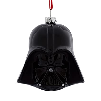 Hallmark Disney Lucasfilm Darth Vader Helmet - Amazon.com: Hallmark Disney Lucasfilm Darth Vader Helmet: Home & Kitchen