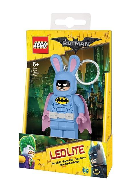 Amazon.com: LEGO Batman Movie - Easter Bunny Batman - LED Key Chain ...