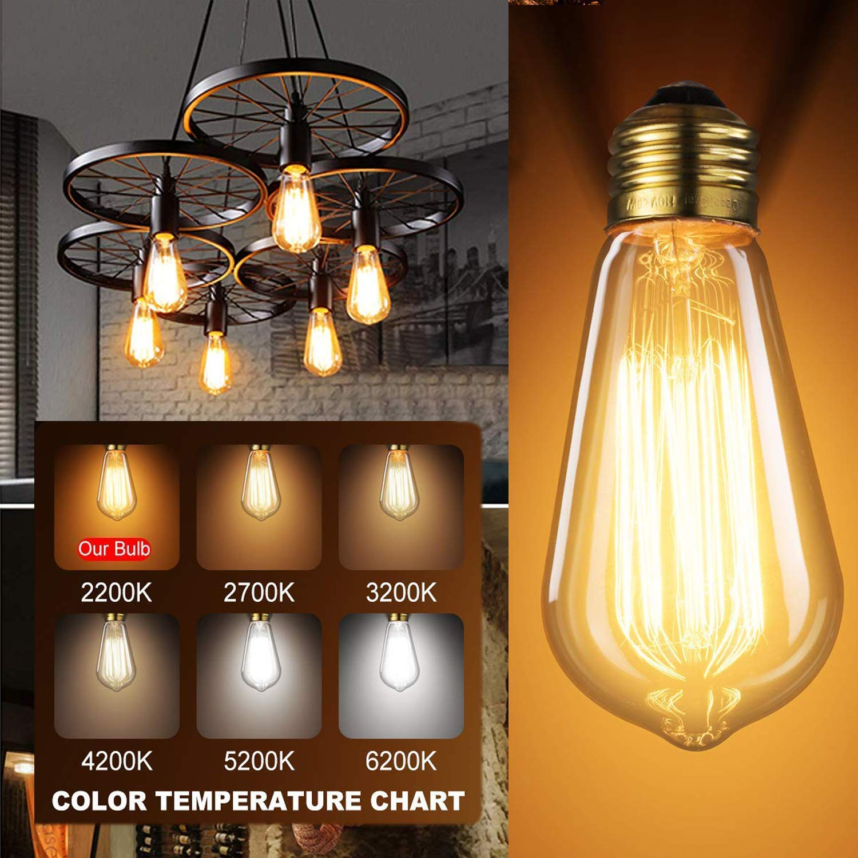 Amazon.com: Bombillas incandescentes, 60.0watts, 110.0 volts ...