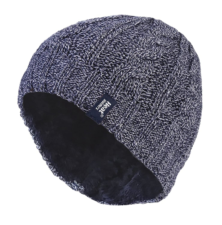 Heat Holders - gorro invierno hombre termico calentar fleece un tamaño en 4 colores PNbp3d8N2U