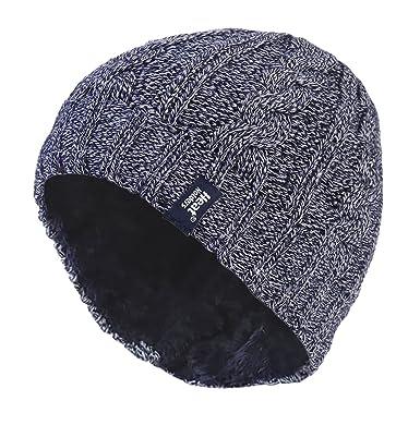 HEAT HOLDERS - Damen bunt Muster strickmütze warm wintermütze/mütze ...