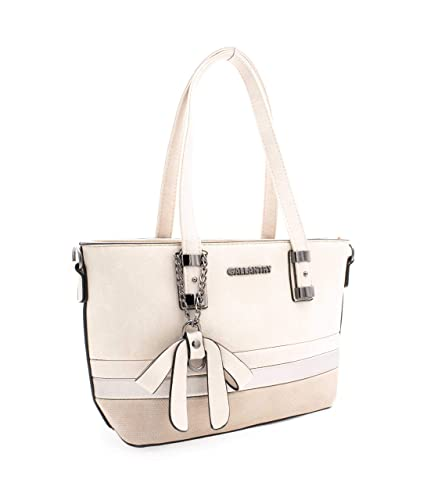 e5fdd0b014 HELLO BAG BY MODE & VOGUE Sac Cabas Femmes Shopping - Sac Porté Epaule  Taille moyenne