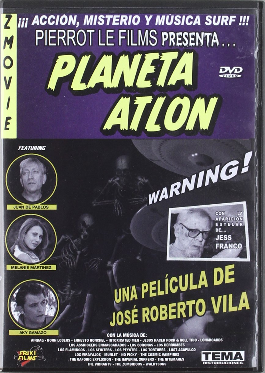 Amazon.com: Planeta Atlon (Friki) (Import Movie) (European Format - Zone 2) (2010) Varios: Movies & TV
