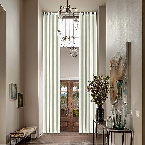 Macochico Blackout Velvet Curtains