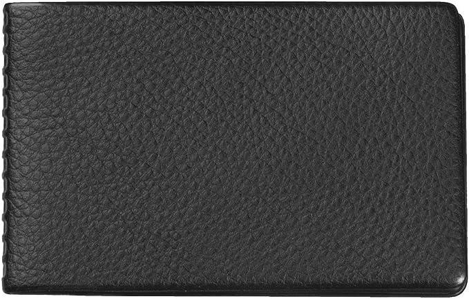 Veloflex 3272800 Document Safe Kartenhülle Kreditkartenhülle Rfid Nfc Schutz Für 4 Karten 100x65mm Schwarz Bürobedarf Schreibwaren