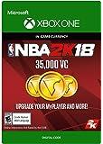 NBA 2K18: 35,000 VC - Xbox One [Digital Code]