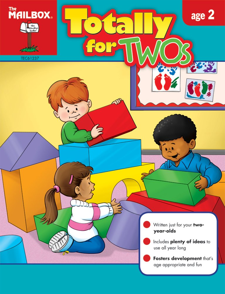 Read Online Totally for Twos (Age 2) pdf