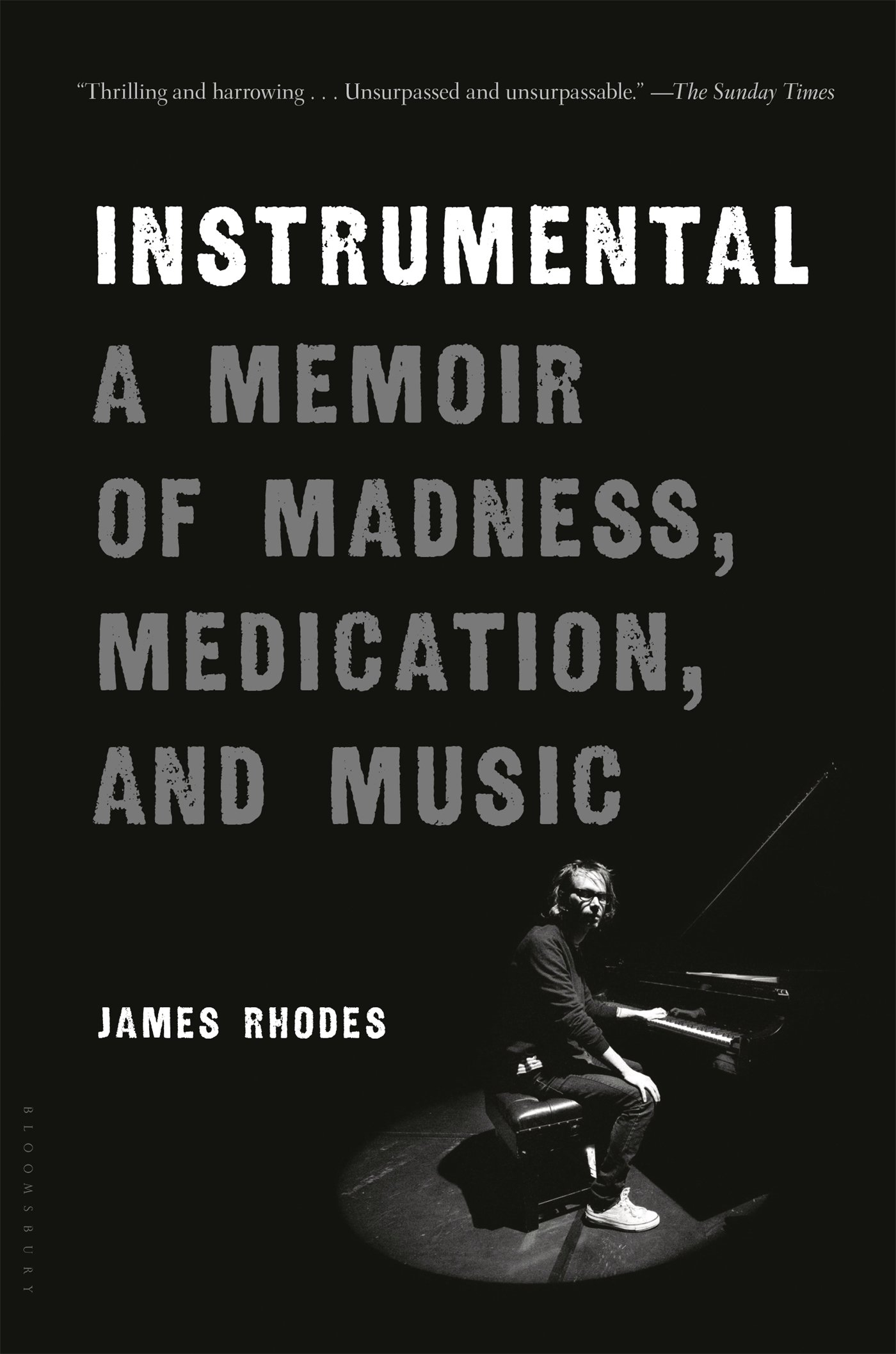 Instrumental: A Memoir of Madness, Medication, and Music: Amazon ...