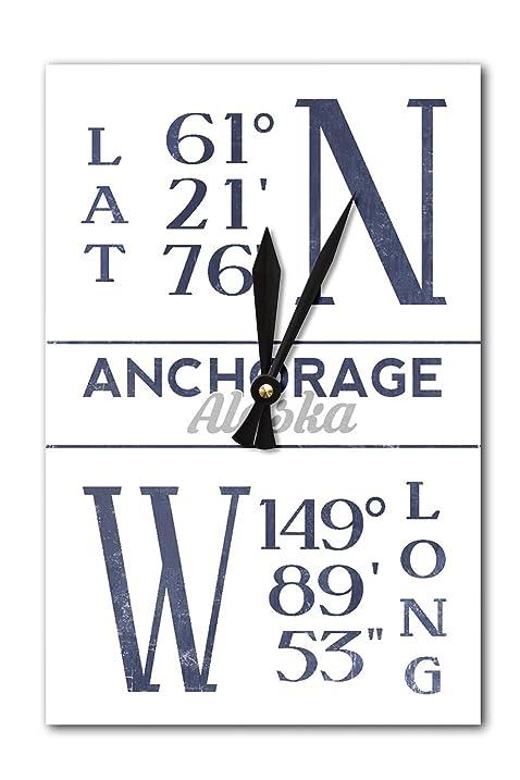 amazon com anchorage alaska latitude and longitude blue