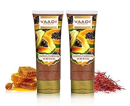 Valor Paquete de 2 Gel Exfoliante de Papaya Equidad Orgánica ...