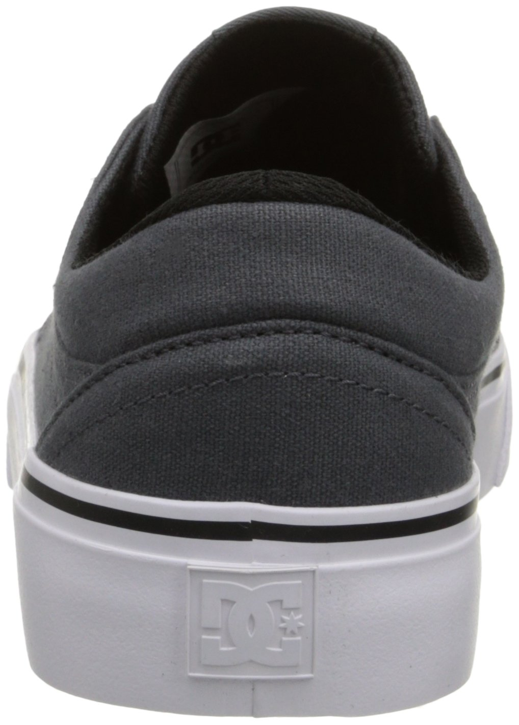 DC Men's Trase TX Unisex Skate US|Grey/Grey/White Shoe B00R1YN9CY 12 B(M) US|Grey/Grey/White Skate dc6df2