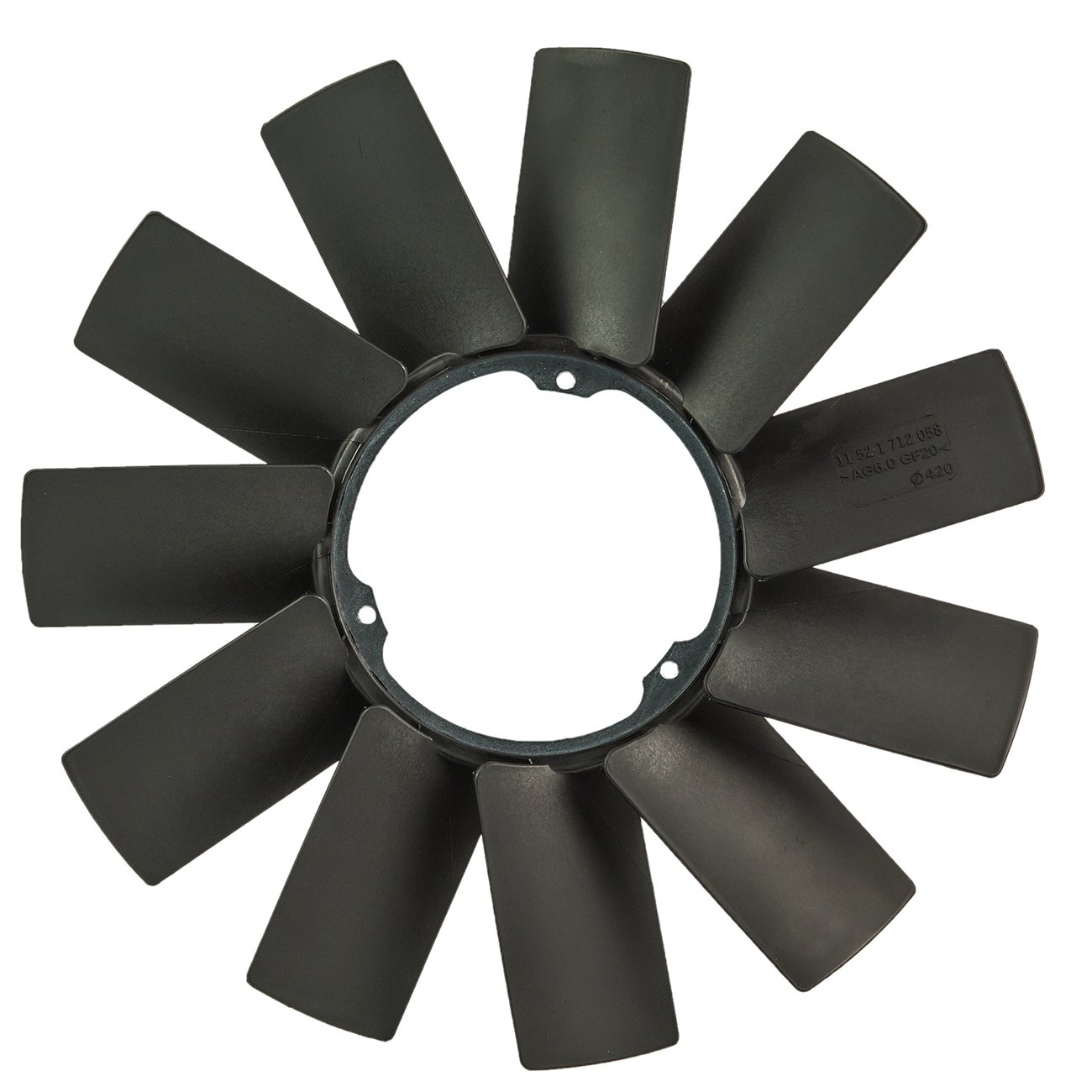 Autoparts Star Radiator Cooling Fan Blade Fits BMW