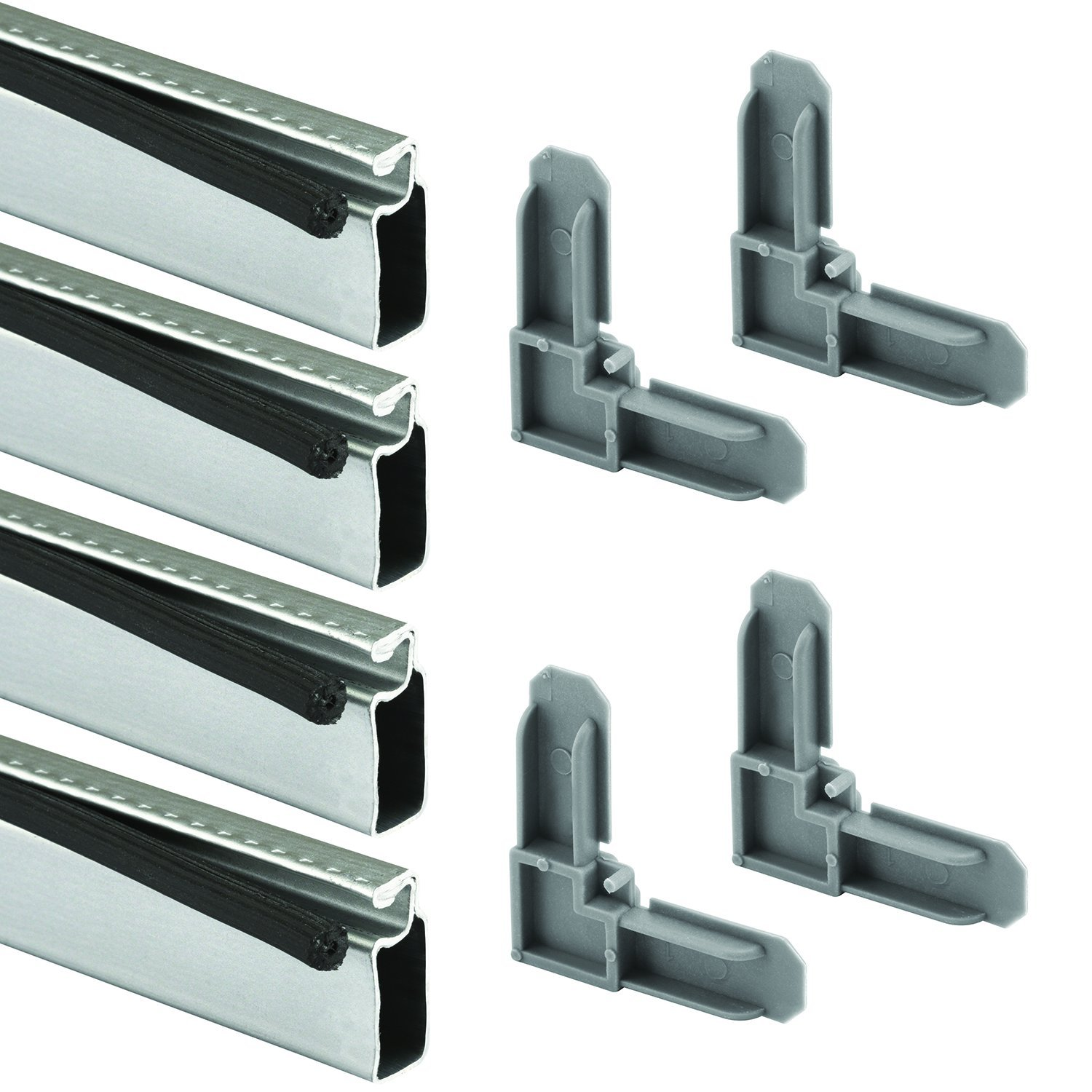 Prime-Line Products PL 7841 Screen Kit, 7/16-Inch X 3/4-Inch X 60-Inch X 60-Inch, Grey