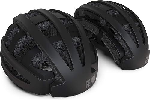 Fend Folding Commuter Bike Helmet - 2021 Version