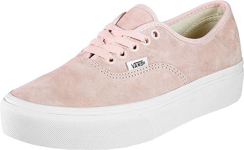 vans platform rosa
