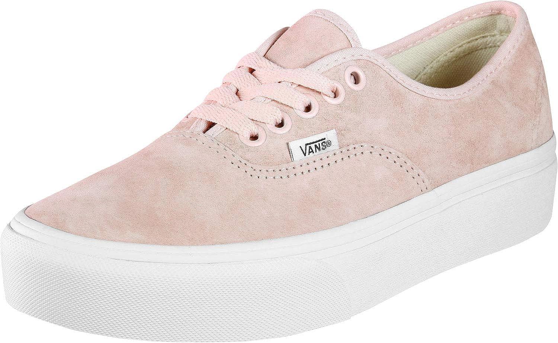 5130b012d Vans Zapatillas Bajas Mujer con Plataforma VN0A3AV8S3M Plataforma  AUTÉNTICA  Amazon.es  Zapatos y complementos