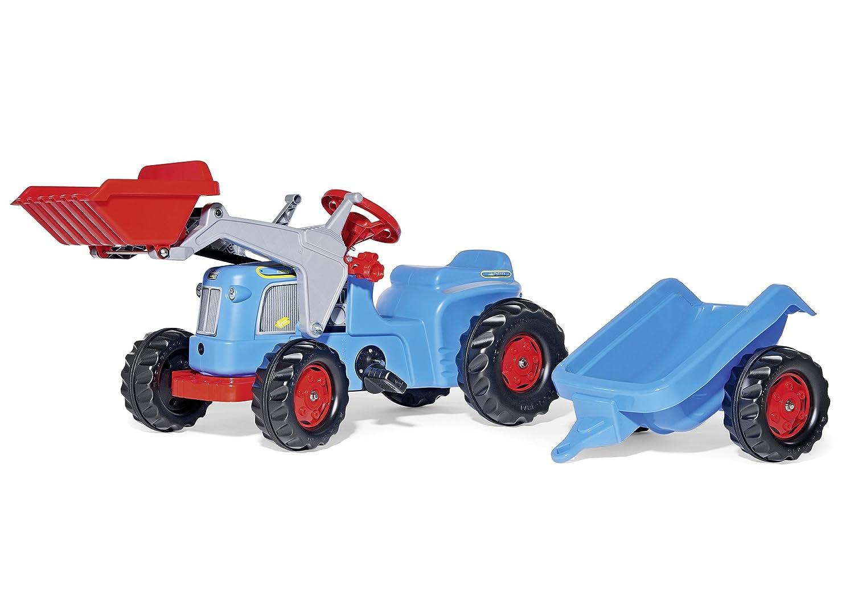 Kindertraktor mit Anhänger - Rolly Toys Traktor Kiddy Classic