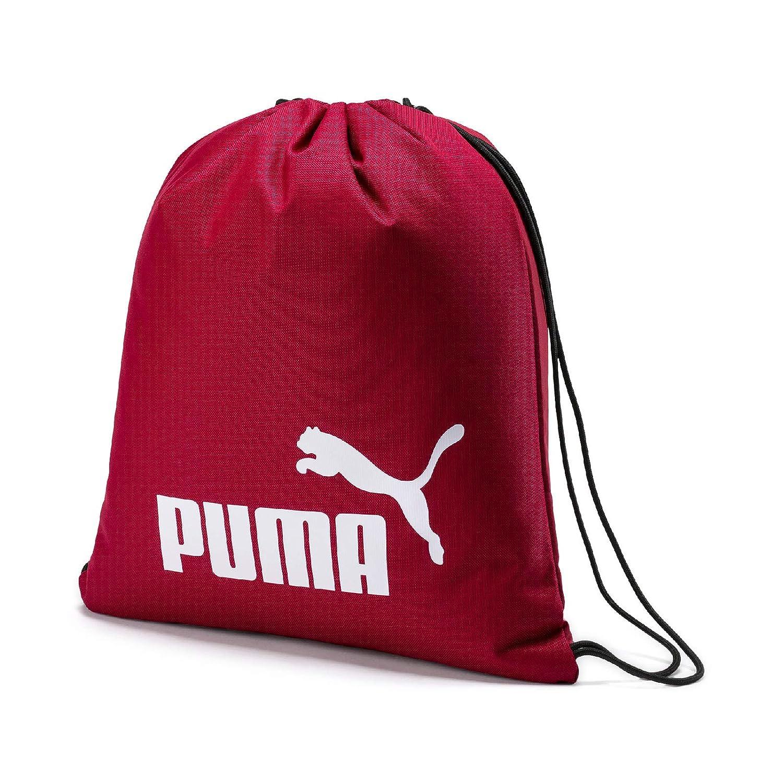 Puma Phase Gym Sack Bolsa De Cuerdas Unisex Adulto