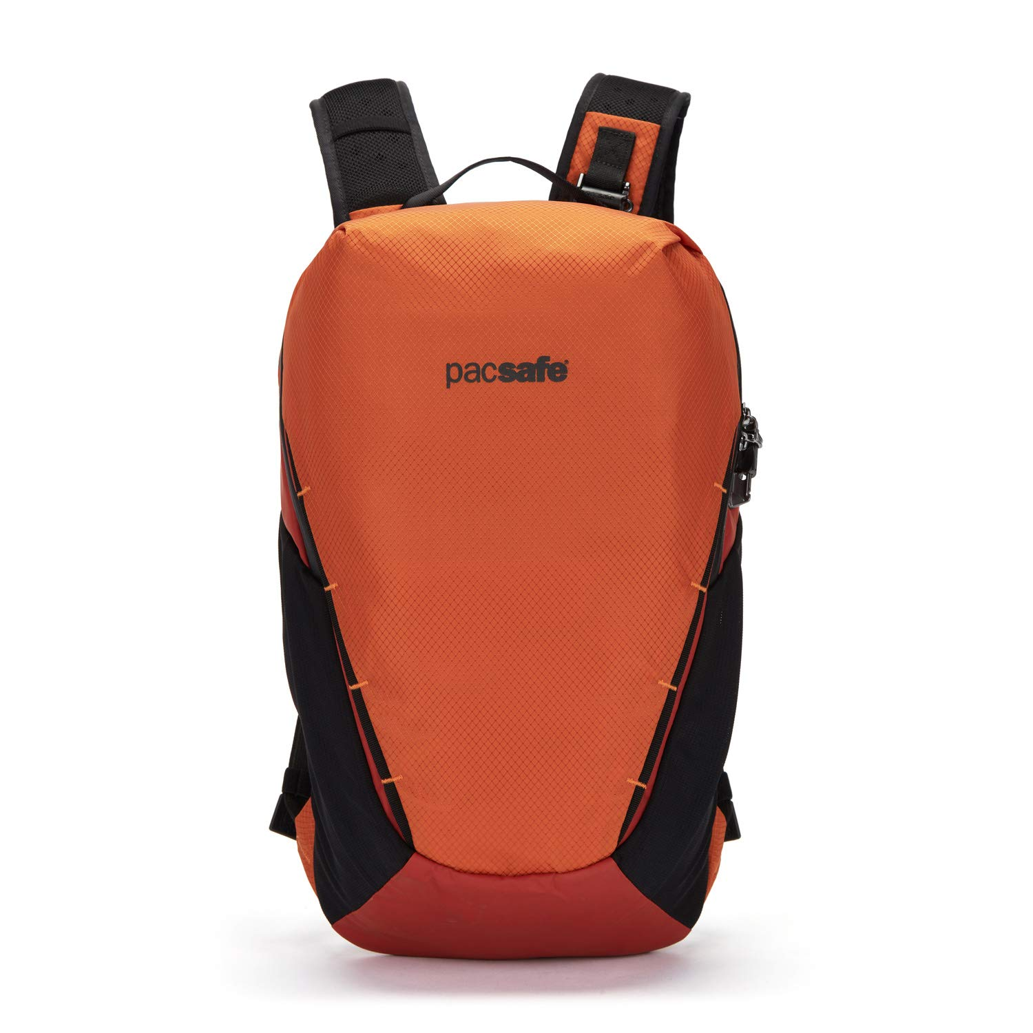 Pacsafe Venturesafe X18 18L Anti-Theft Adventure Backpack-Fits 13'' Laptop, Burnt Orange, 18 Liter by Pacsafe